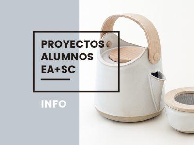 PROYECTOS ALUMNOS EA+SC