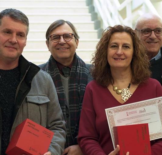 Premios Artesanía Comunidad Valenciana 2019